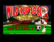 Wild Cup Soccer CD32